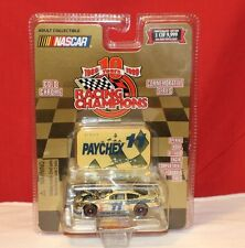 Nascar Gold Chrome Commemorative Series Paychex #11, 1 of 9,999