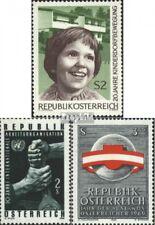 Österreich 1304,1305,1306 (kompl.Ausg.) postfrisch 1969 Sondermarken