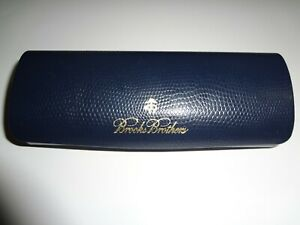 """""""Brooks Brothers"""" Reading / Eye Glasses Cases"""