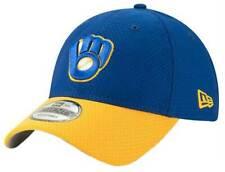 bf51b7bd4df81 New Era 2019 MLB Milwaukee Brewers Baseball Cap Hat ALT Bat Practice 9Twenty