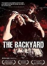 The Backyard (DVD, 2004) Backyard Wrestling   Brand New Sealed