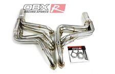 OBX Stainless Exhaust Manifold Header Fits 78-86 Chevy Monte Carlo