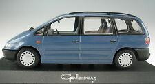 MINICHAMPS - Ford Galaxy - blau metallic - 1:43 - Modellauto