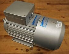 "FAM, EFB3-4D90LA-4, Electric Motor, 7/8"" Shaft, 220-418v - NEW"