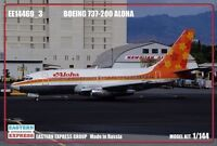"""Eastern Express 144111-4 McD.D MD-80 early /""""Austrian Airlines/"""" //airliner// 1//144"""