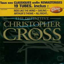 Christopher Cross - Definitive Christopher Cross [New CD]