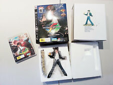 PS3 SNK The King of Fighters 12 XII Collector's Edition Game With Kyo Figure
