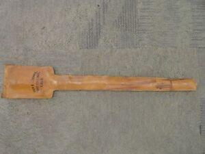 Vintage Antique Freemason Ceremonial Sword - Guy Loomis Fort Collins, Colorado