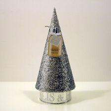 BAYLIS & HARDING JOJOBA SILK AND ALMOND OIL CHRISTMAS TREE  BODY WASH 500