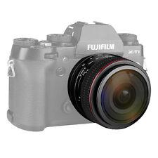 Meike 6.5mm F2.0 Fisheye Lens for Fujifilm cameras X-E2 X-M1 X-T1 X-T10 X-Pro1 2