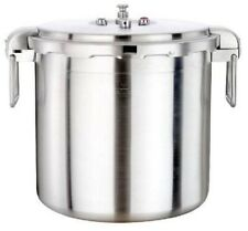NEW Buffalo Clad Quick Pot Stainless Steel Commercial Pressure Cooker Canner 30L