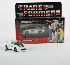 Transformers G1 WHEELJACK Action Figure Gift Reissue Christmas Toys Collection