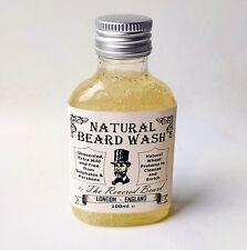 Beard Wash, Extra Mild Beard Shampoo, Paraben & Perfume Free by Revered Beard