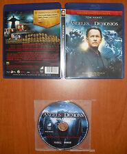 Ángeles y Demonios - Versión Cine y Extendida [Blu-Ray] Tom Hanks, Ewan McGregor