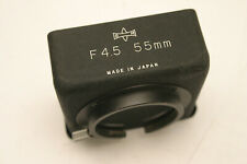 Mamiya 55mm F4.5 Hood. Mamiya Twin lens fit