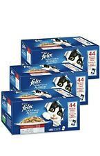 Felix as good as it looks Wet Cat Food 115 X 100g Meat Selection