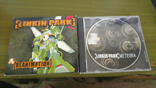 Reanimation and Meteora by Linkin Park