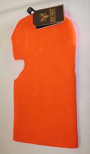 Blaze Orange Balaclava Thinsulate New Hot Shot Hunting 2 Ply Insulated Bright