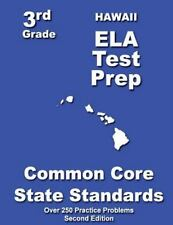 Hawaii 3rd Grade ELA Test Prep by Teachers Treasures (2013, Paperback)