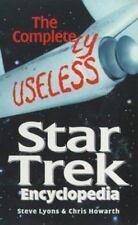 The Completely Useless Star Trek Encyclopedia (Virgin)