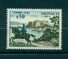 Monaco 1960 - Y & T  n. 61 - Moyens de transport timbres-taxe