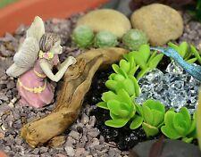 Fairy Garden Figurine - Rosebud - Miniature Dollhouse Figure Dated
