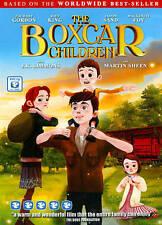 The Boxcar Children DVD, JK Simmons, Joey King, Jadon Sand, Zachary Gordon, Mart