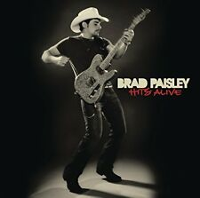 Brad Paisley - Hits Alive [CD]