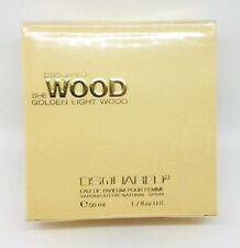 She Wood Golden Light Dsquared2 50ml. eau de parfum spray pour femme