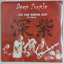 Deep Purple ... To The Rising Sun In Tokyo 3-LP Alemania 2015 Portada gatefold