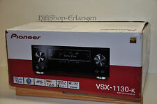 PIONEER vsx-1130-k Nero High End 7.2 rete AV-RECEIVER Dolby Atmos Nuovo/Scatola Originale