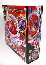 Beyblade MUGEN BeyStadium DX Set B96 TAKARA TOMY Strike God Valkyrie V3 USA