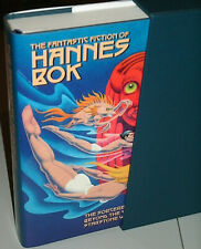Sgnd, Ltd Ed. -- THE FANTASTIC FICTION OF HANNES BOK • Omnibus • One of 140