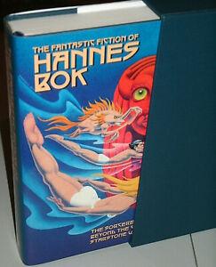 Sgnd, Ltd Ed. -- THE FANTASTIC FICTION OF HANNES BOK • One of 140