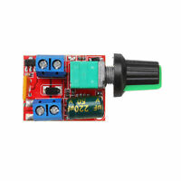 Ultra-compact High-Speed DC Motor Controller PWM LED Dimmer 3V - 35V 5A 90W 10K