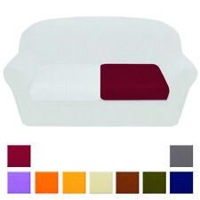 Copricuscino divano tessuto ELASTICIZZATO 3 misure copri cuscini sofà salotto