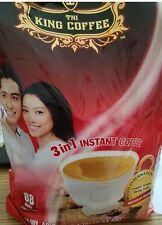 TNI King Coffee 88sticks 3 in 1 instant coffee