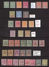 Victoria (1840-1901) Ceylon Stamps