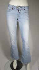 Abercrombie & Fitch Women's Light Blue Denim Jeans sz 4 Reg / 30W x 31L    #207