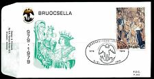 Belgium obp 1934 - FRANCOIS DE TASSIS - 1979 - FDC BRUSSEL