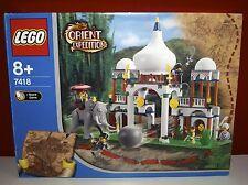 Lego 7418 Orient Expedition Maharadscha-Palast, Scorpion Palace, OVP, OBA, BOX