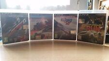 Giochi Playstation 3 PS3 * NEED FOR SPEED QUADRILOGIA * 4 DISCHI * 4 VIDEOGIOCHI
