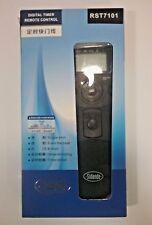Digital Timer Remote Control Shutter for Canon, Pentax, Samsung Cameras RST7101