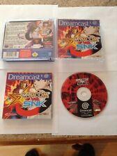 Capcom vs SNK - Sega Dreamcast - PAL (VGC)