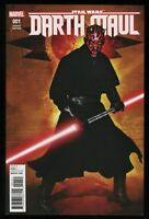 Star Wars Darth Maul 1 Retailer Incentive Variant Comic feat. Sith Movie Photo