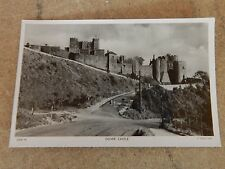 Dover Castle Real photo Tucks card unposted ao1