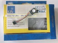 +++ ESU 64616 LokPilot v4.0 m4, MULTIL mm/dcc/sx/m4, plux12 nem658