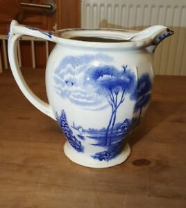 Claremont Tea Co. Jug Newcastle on Tyne and Glasgow