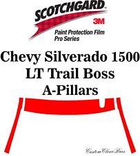 3M Paint Protection Film Pro Series 2019 2020 Chevy Silverado 1500 Trail Boss