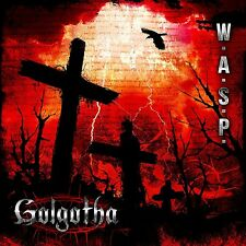 WASP - GOLGOTHA  CD NEUF